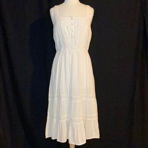 Cream Aerie Sun Dress